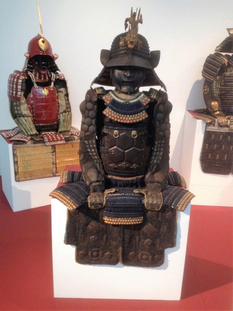 Expo sur les samouraïs au Musée des arts asiatiques de Nice Img_1428