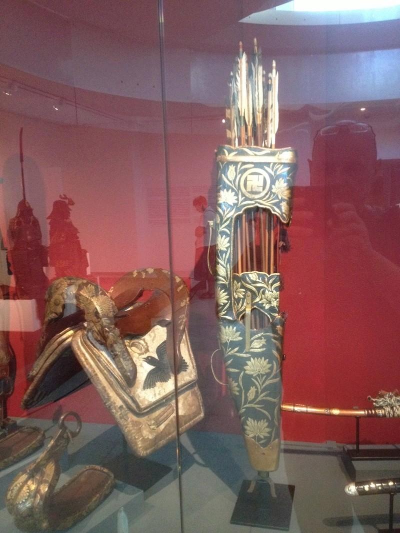 Expo sur les samouraïs au Musée des arts asiatiques de Nice Img_1432