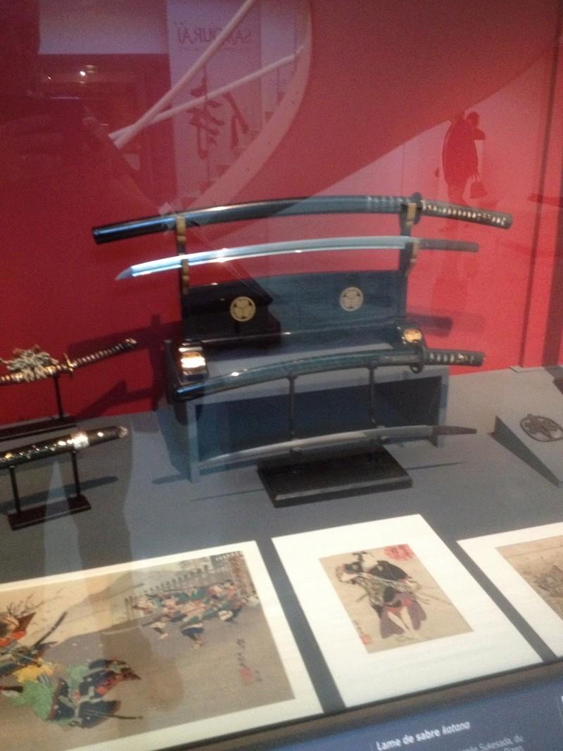 Expo sur les samouraïs au Musée des arts asiatiques de Nice Img_1433