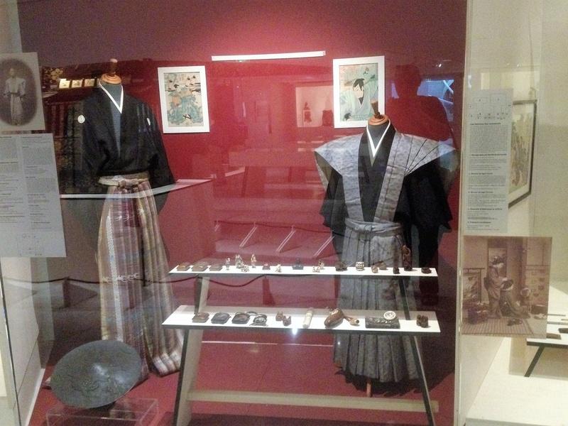 Expo sur les samouraïs au Musée des arts asiatiques de Nice Img_1512