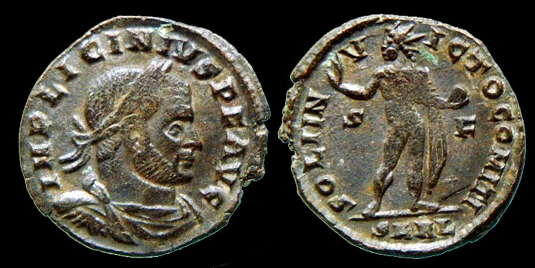 ARLES - LICINIUS   absent BDD 0327310