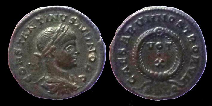 Constantin II - Arles - pour la BDD 0440612