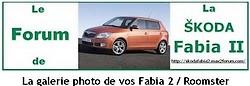 Galerie photos des Fabia 2 / Roomster des membres du forum