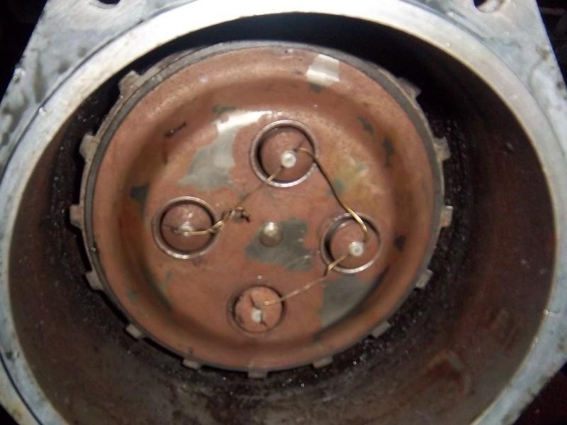 problème LABOR moteur Bernard W 239 13011610