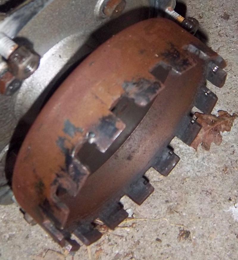 problème LABOR moteur Bernard W 239 13011611