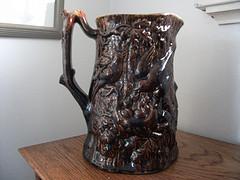 Milton Pottery Co Probab10
