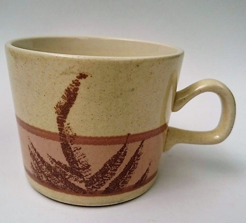 Unknown leaf pattern on a truncated Forma cup Unknow10