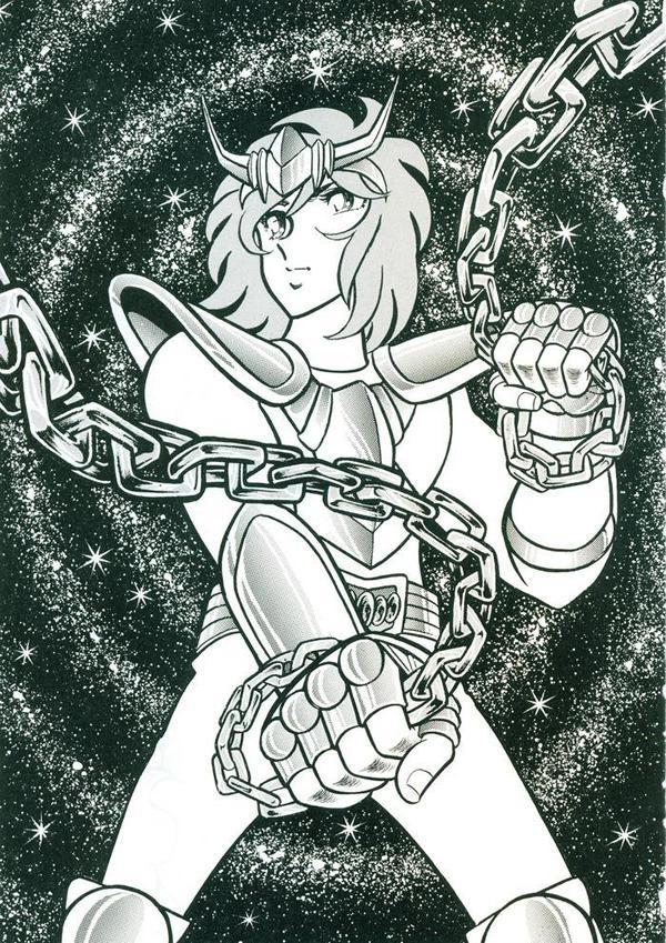 Shun de Andromeda  Profil10