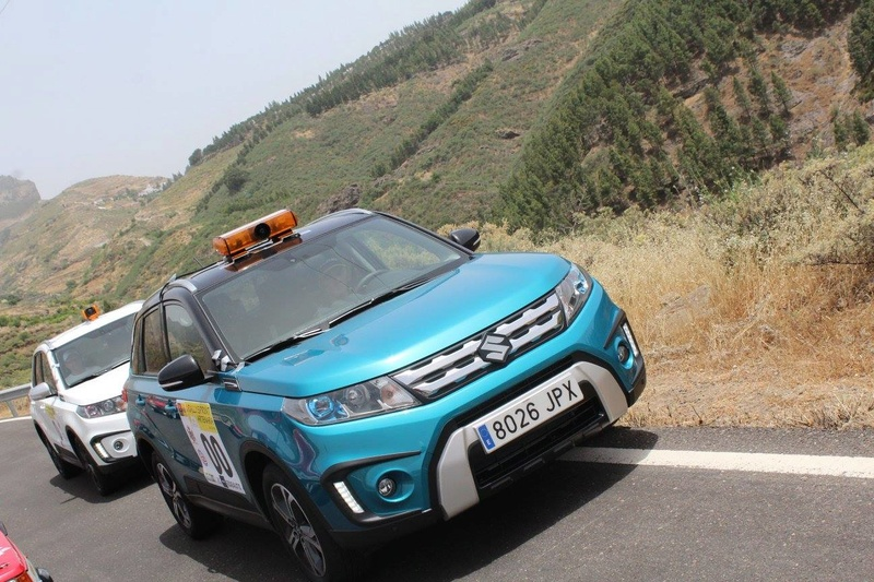 VITARA AND S-CROSS COURSE CAR ON RALLYSPRINT ARTENARA SPAIN 13483010