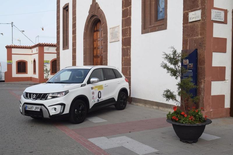 VITARA AND S-CROSS COURSE CAR ON RALLYSPRINT ARTENARA SPAIN 13490710