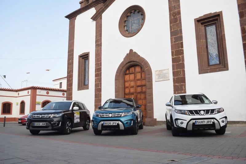 VITARA AND S-CROSS COURSE CAR ON RALLYSPRINT ARTENARA SPAIN 13503010