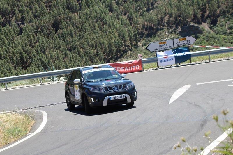 VITARA AND S-CROSS COURSE CAR ON RALLYSPRINT ARTENARA SPAIN 17917810