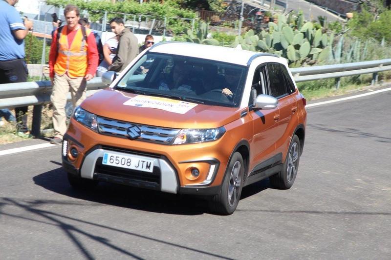 VITARA AND S-CROSS COURSE CAR ON RALLYSPRINT ARTENARA SPAIN 17966510