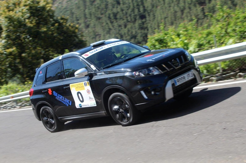 VITARA AND S-CROSS COURSE CAR ON RALLYSPRINT ARTENARA SPAIN 17990210