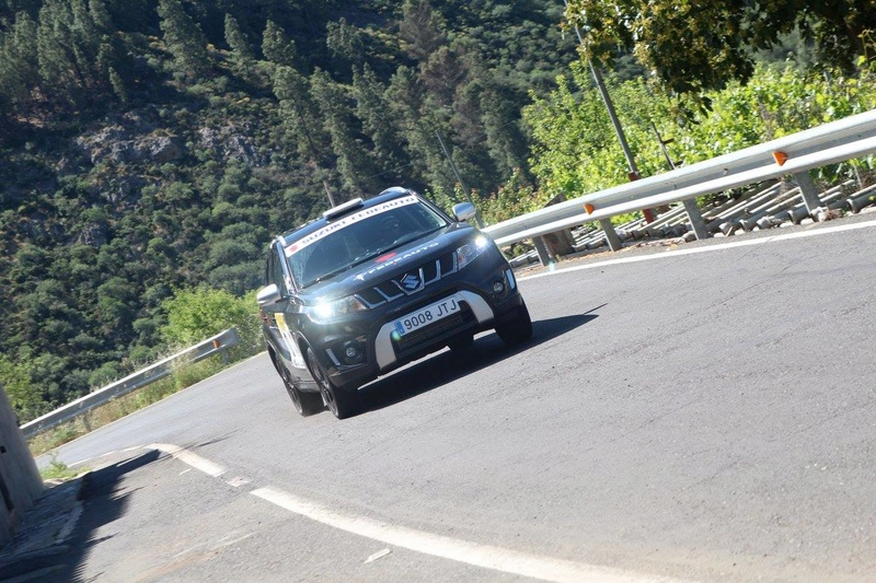 VITARA AND S-CROSS COURSE CAR ON RALLYSPRINT ARTENARA SPAIN 18056310