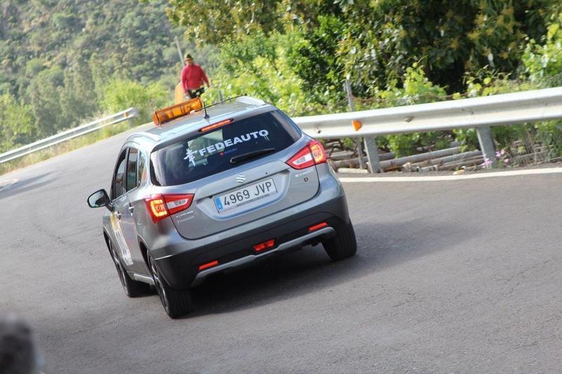 VITARA AND S-CROSS COURSE CAR ON RALLYSPRINT ARTENARA SPAIN 18056510
