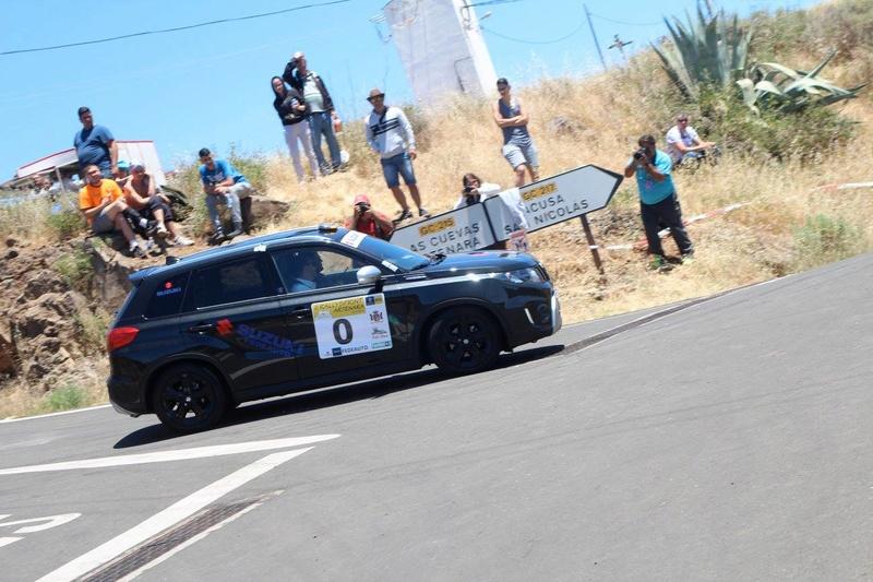 VITARA AND S-CROSS COURSE CAR ON RALLYSPRINT ARTENARA SPAIN 18056610