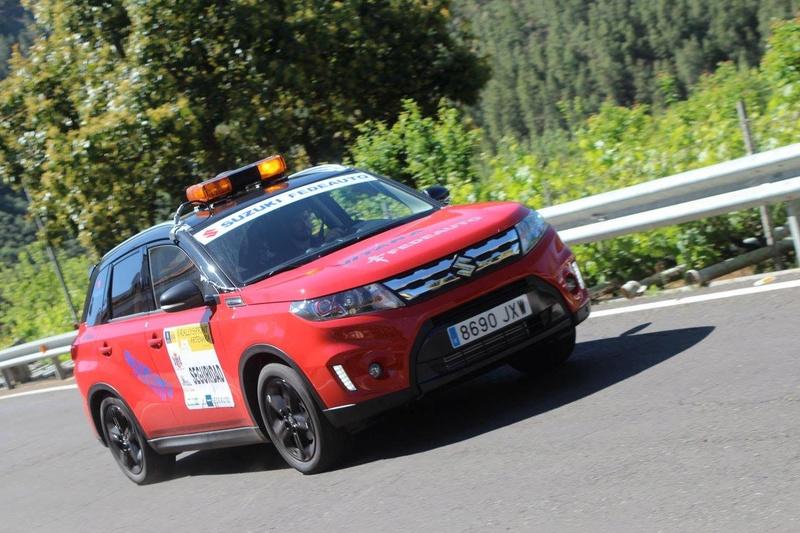 VITARA AND S-CROSS COURSE CAR ON RALLYSPRINT ARTENARA SPAIN 18076610