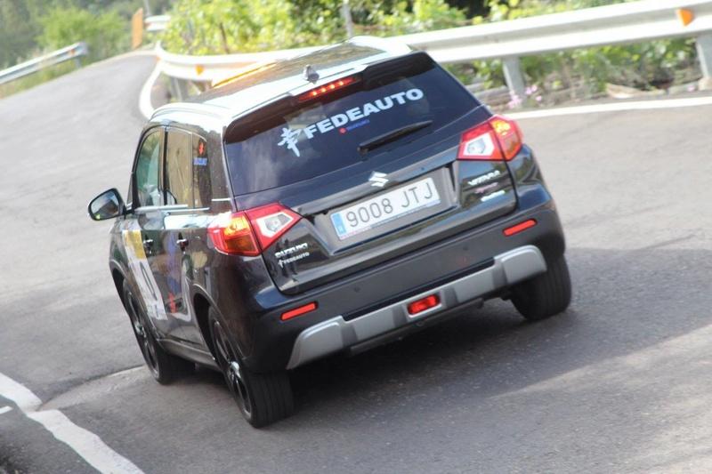 VITARA AND S-CROSS COURSE CAR ON RALLYSPRINT ARTENARA SPAIN 18076710