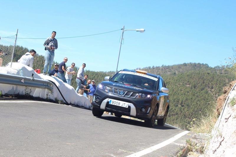 VITARA AND S-CROSS COURSE CAR ON RALLYSPRINT ARTENARA SPAIN 18076713