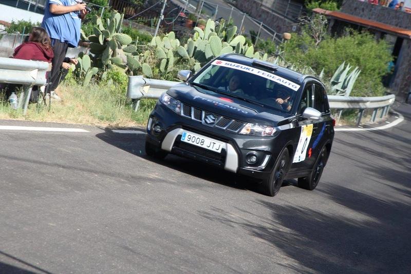 VITARA AND S-CROSS COURSE CAR ON RALLYSPRINT ARTENARA SPAIN 18077110