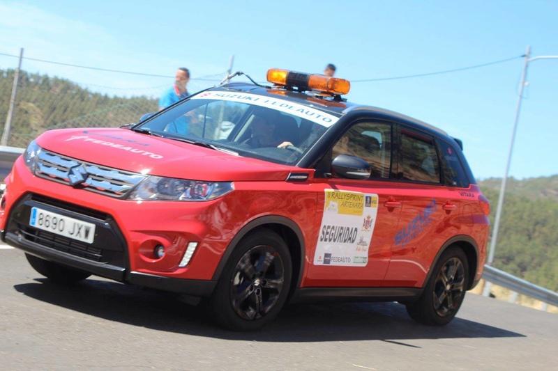 VITARA AND S-CROSS COURSE CAR ON RALLYSPRINT ARTENARA SPAIN 18077210