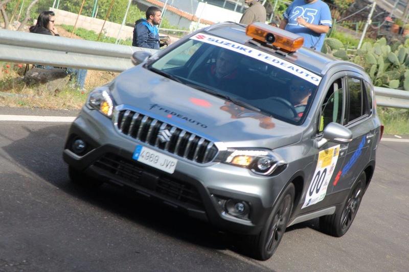 VITARA AND S-CROSS COURSE CAR ON RALLYSPRINT ARTENARA SPAIN 18121310