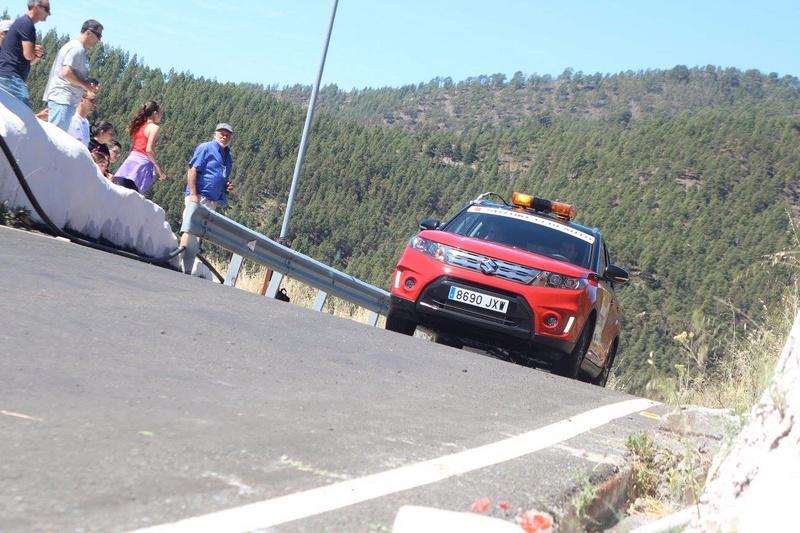 VITARA AND S-CROSS COURSE CAR ON RALLYSPRINT ARTENARA SPAIN 18121510