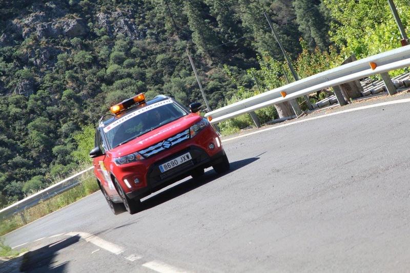 VITARA AND S-CROSS COURSE CAR ON RALLYSPRINT ARTENARA SPAIN 18121710
