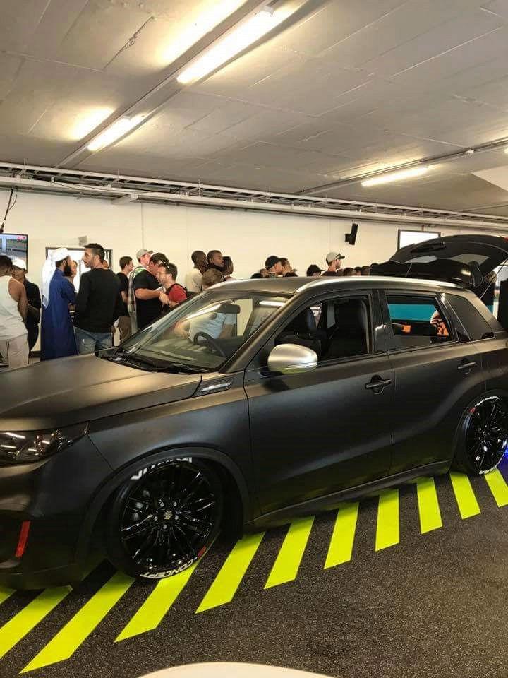 Suzuki South Africa - S Turbo Project Car Vitlow11