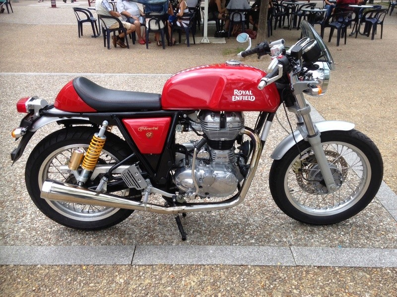ROYAL ENFIELD CONTINENTAL GT - Page 2 Img_1312