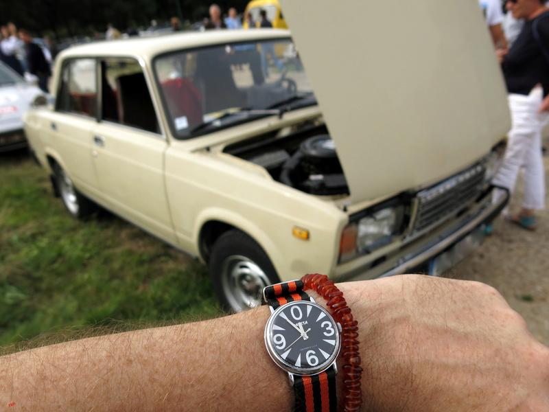 Nos montres avec un objet russe ou soviétique Vincen72