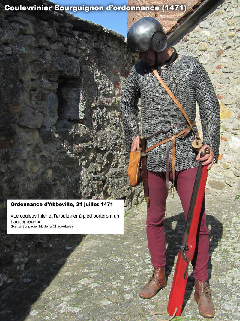Coulevrinier bourguignon d'ordonnance 147110