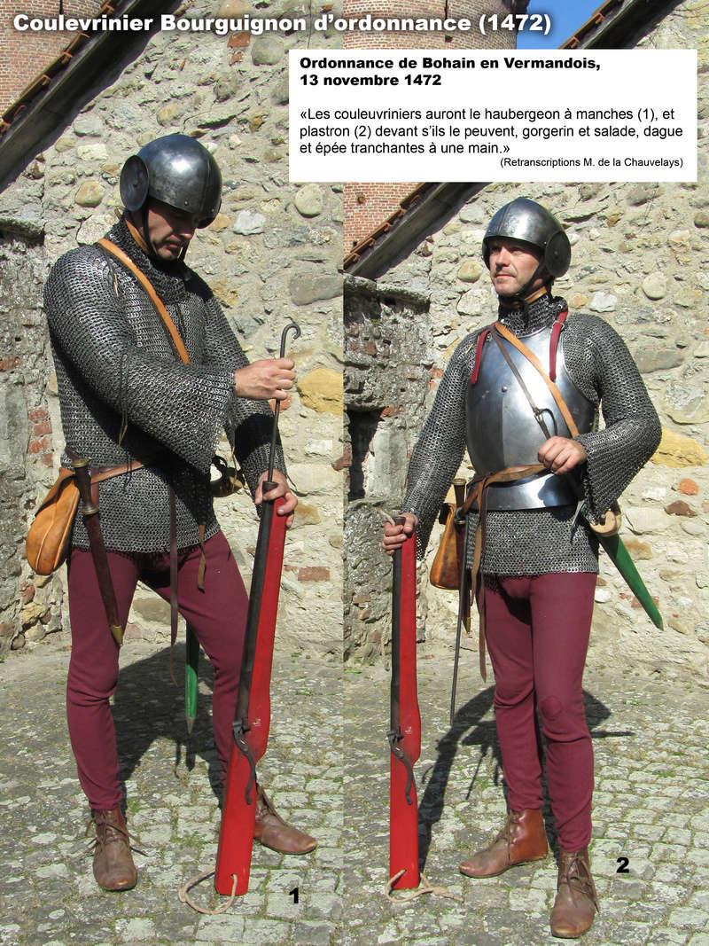 Coulevrinier bourguignon d'ordonnance 147210