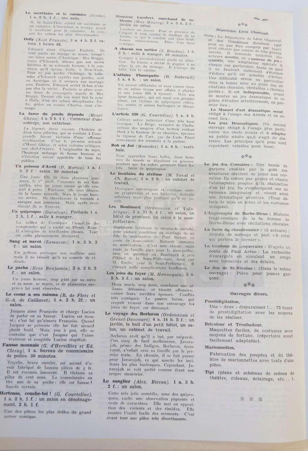 cinema, théâtre, distractions sportives à la VIIIe armée  Img_0937