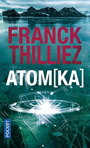 FRANCK SHARKO ET LUCIE HENEBELLE (Tome 03) ATOM[KA] de Franck Thilliez  51ar2310