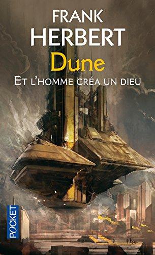 DUNE (PRELUDE A DUNE) ET L'HOMME CREA UN DIEU de Frank Herbert 51qsay10