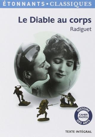 LE DIABLE AU CORPS de Raymond Radiguet 71iu1110