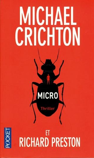 MICRO de Michael Crichton et Richard Preston 81pgc110