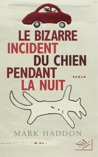 LE BIZARRE INCIDENT DU CHIEN PENDANT LA NUIT de Mark Haddon 81qxcy10