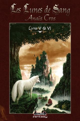 LES LUNES DE SANG (Volume 3) d'Anaïs Cros 9150o510