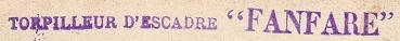 * FANFARE (1908/1925) * 191610