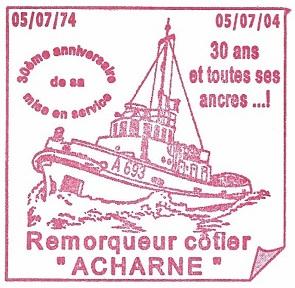 * ACHARNÉ (1974/2011) * 20040710