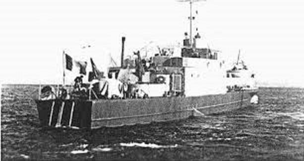 * LCI 0251 (1950/1956) * 25110