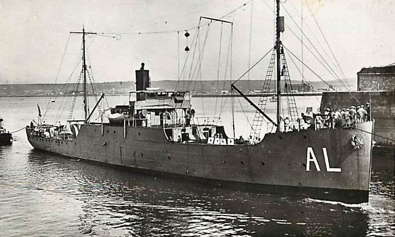 * ALERTE (1916/1935) * 345_0010