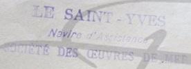 * SAINT YVES (1935/....) * 380610