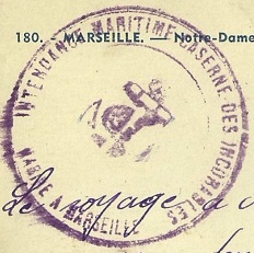 * MARSEILLE * 400310