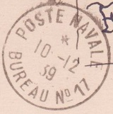 Bureau Naval N° 17 de Cherbourg 640_0010