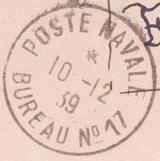 NAVAL - Bureau Naval N° 17 de Cherbourg 640_0010