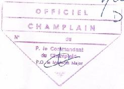 * CHAMPLAIN (1974/2004) * 870810